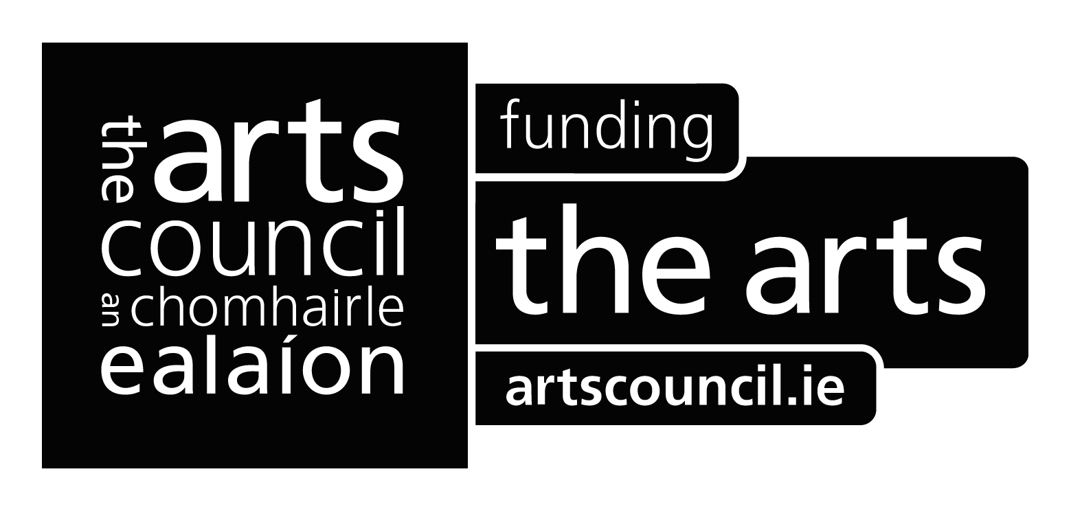 the logo of the arts council of ireland