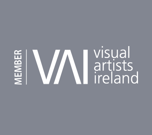 visual artists ireland membership badge